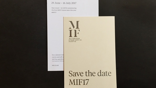 MIF Save the Date postcard