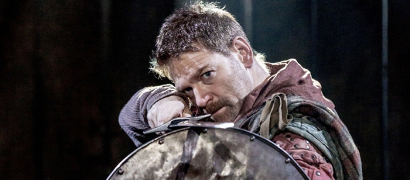 Manchester International Festival - Kenneth Brannagh's Macbeth