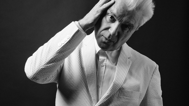 David Byrne's Meltdown. Photo by Danny North